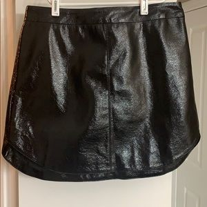 BB Dakota, Vegan-Leather Skirt